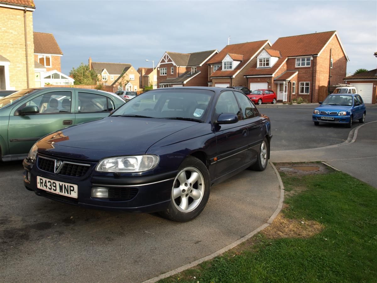 Cheap BMW For Sale >> Vauxhall Omega 2.5TD Elite