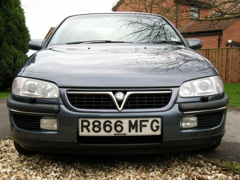 Sell Car Online >> Vauxhall Omega 3.0 V6 Elite